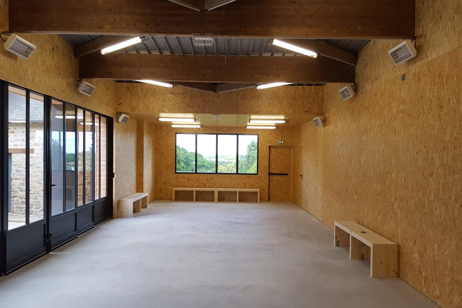 PROBOIS CONCEPT Menuisier Rennes Isolation 3